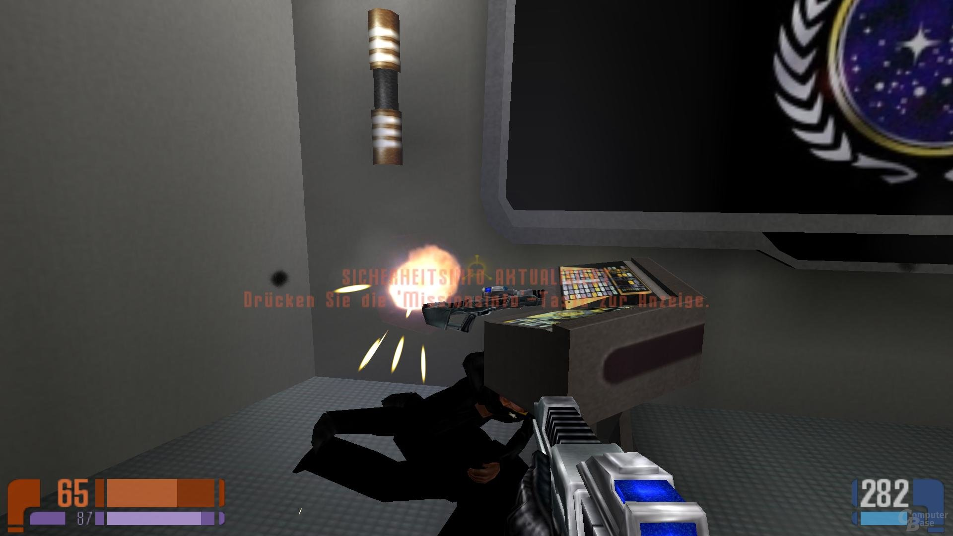 Star Trek Voyager: Elite Force – Amoklauf