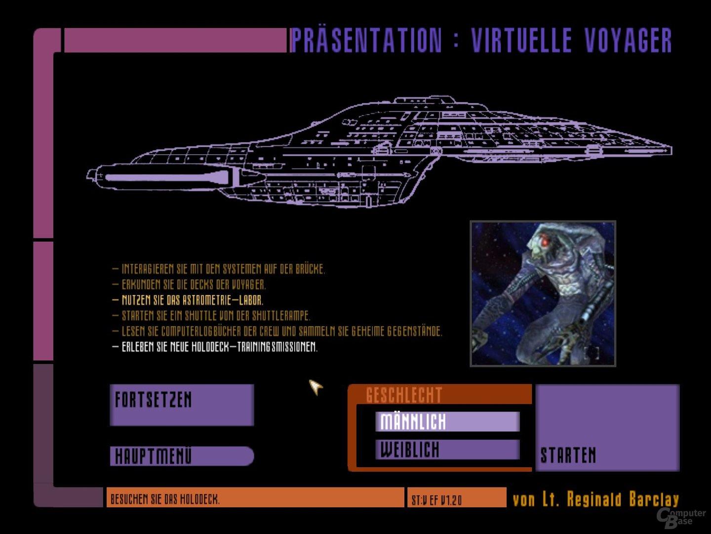 Virtuelle Voyager (AddOn)