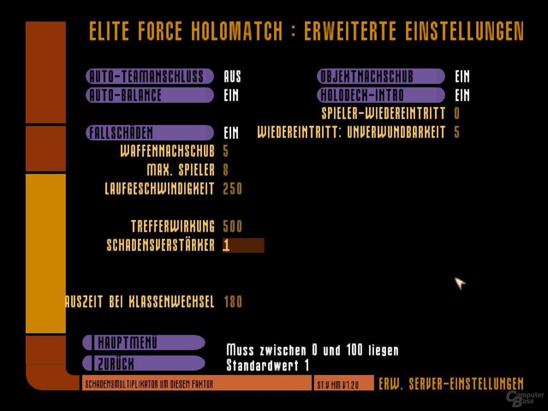 Star Trek Voyager: Elite Force – Mehrspieler-Modus