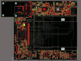 Vivaldi-Tablet PCB Schematik