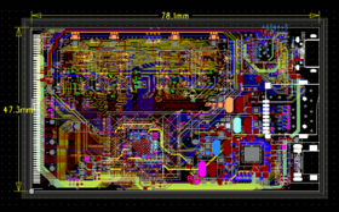 EOMA68 PCB Schematik