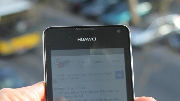 Huawei Ascend Y300 im Test: Der Preisbrecher aus China