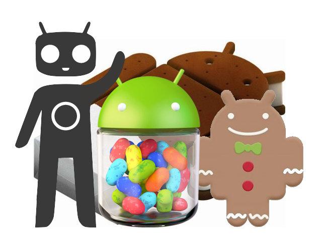 Android-Versionen