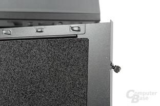 Thermaltake Urban S41 – Dämmmaterial (Schaumstoff)