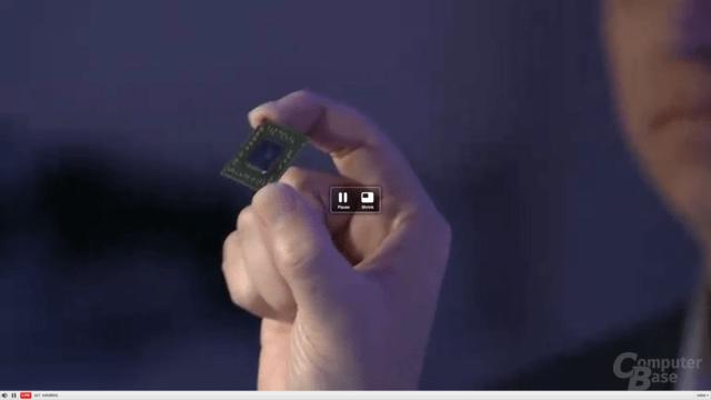 AMDs Temash-SoC