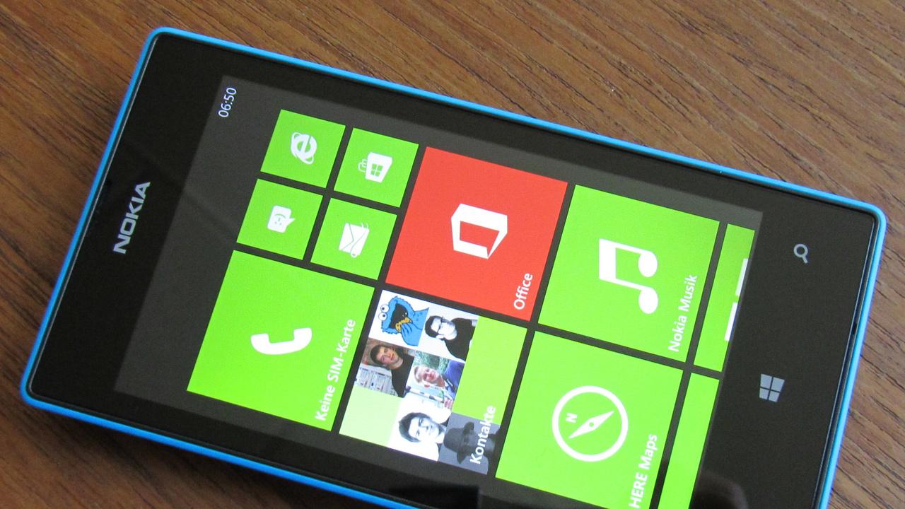 Nokia Lumia 520 im Test: Der Einstieg in die Lumia-Familie
