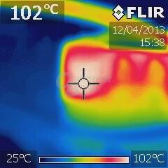Wärmebild Pico-Adapter