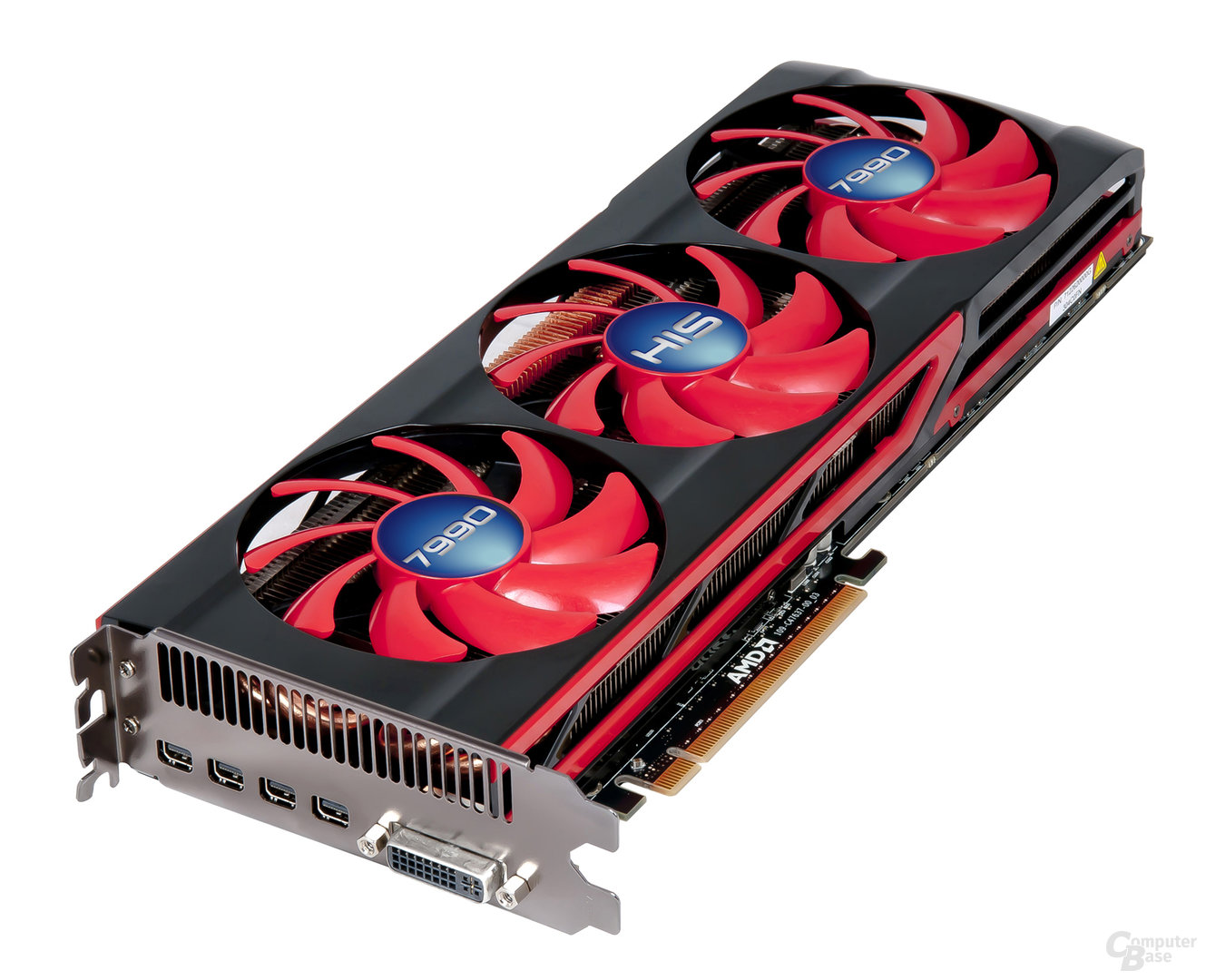 HIS Radeon HD 7990