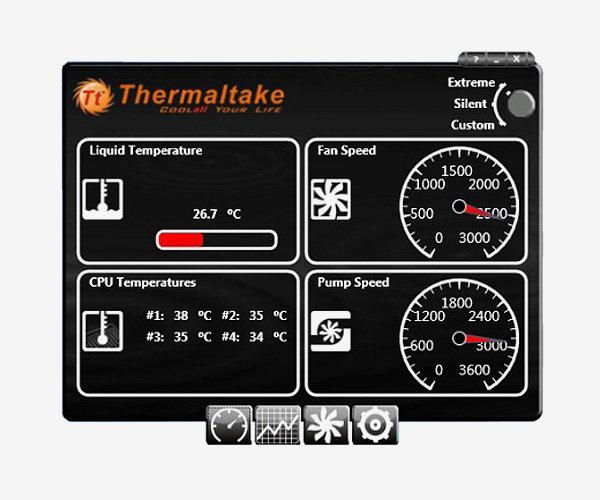 Thermaltake Water 3.0 – Lieferumfang