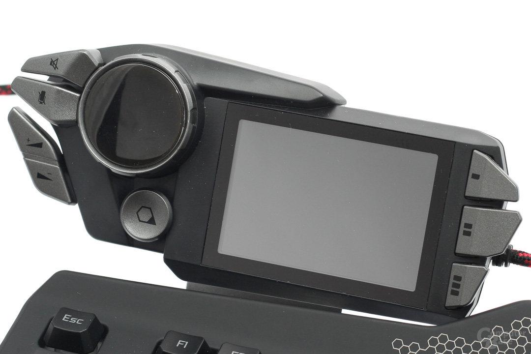 "Touchscreen ""V.E.N.O.M."""
