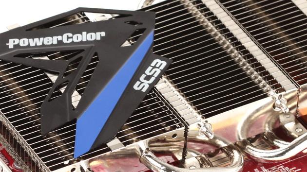 PowerColor Radeon HD 7850 SCS3 im Test: Die schnellste lautlose