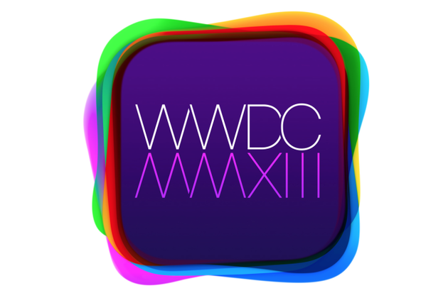 WWDC-Logo 2013: Hinweis auf neues iOS-Design?