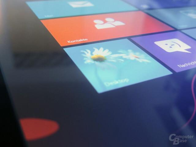 HP Elitepad 900 – Display