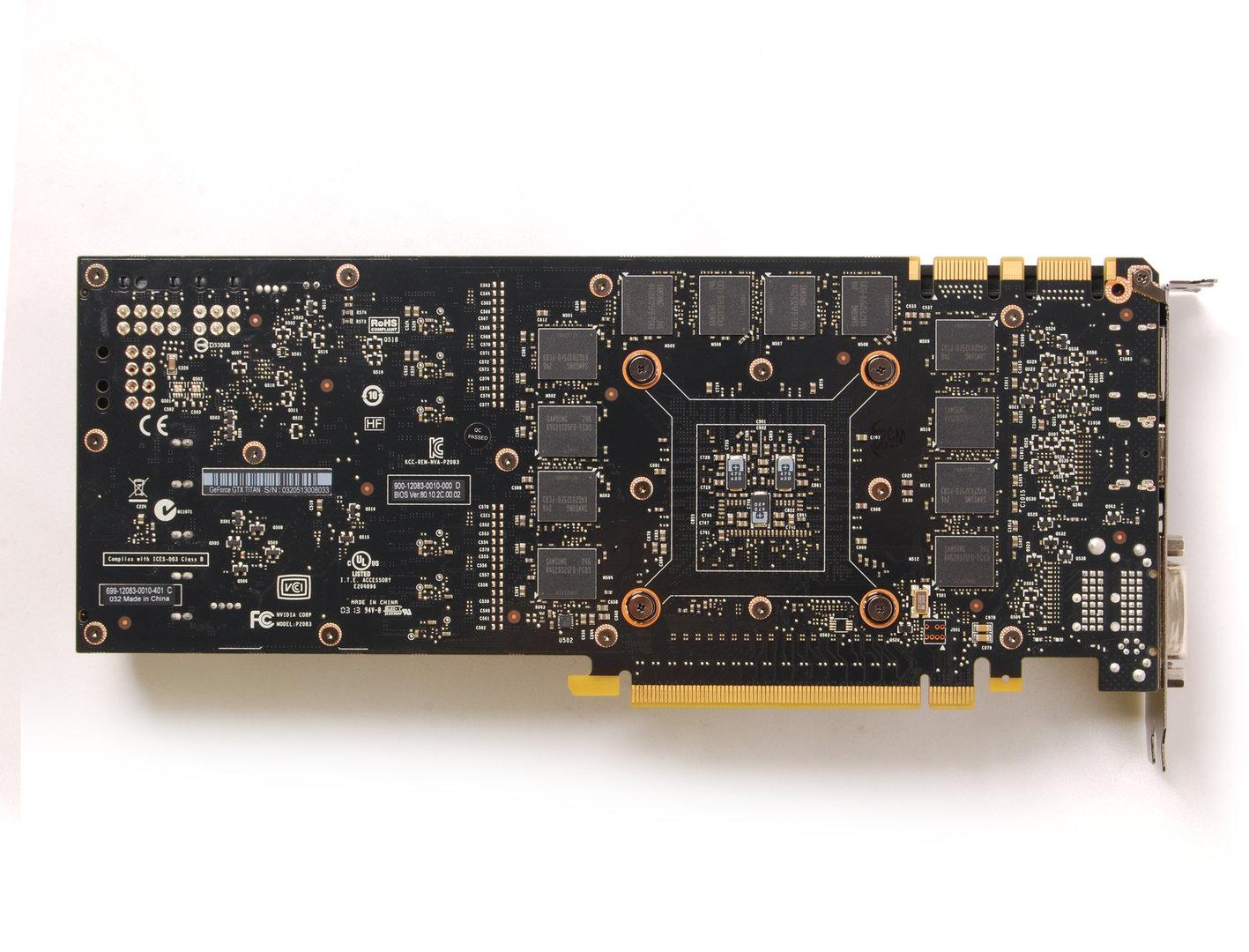 Zotac GeForce GTX Titan AMP! Edition