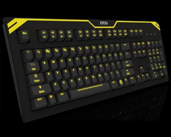 MSI GK-601