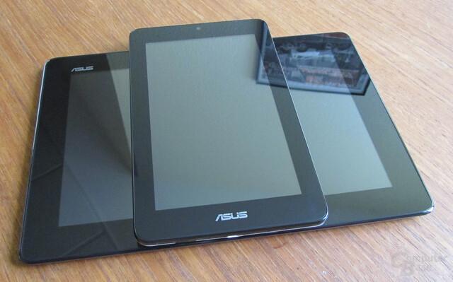 Asus MeMO Pad & MeMO Pad Smart