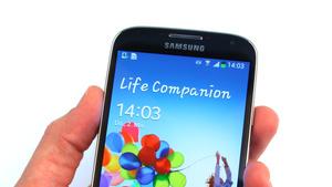 Samsung Galaxy S4 im Test: Androider Kraftprotz mit Langläuferqualitäten