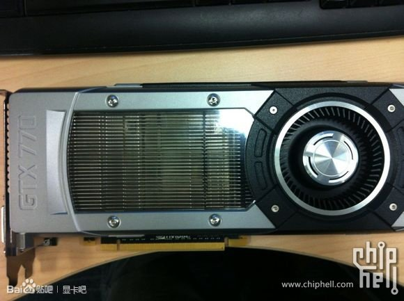 Nvidia GeForce GTX 770