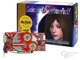 "Gainward FX PowerPack!!! Model Ultra/1200 XP ""Golden Sample"""