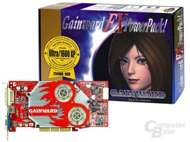 "Gainward FX PowerPack!!! Model Ultra/1600 XP ""Golden Sample"""