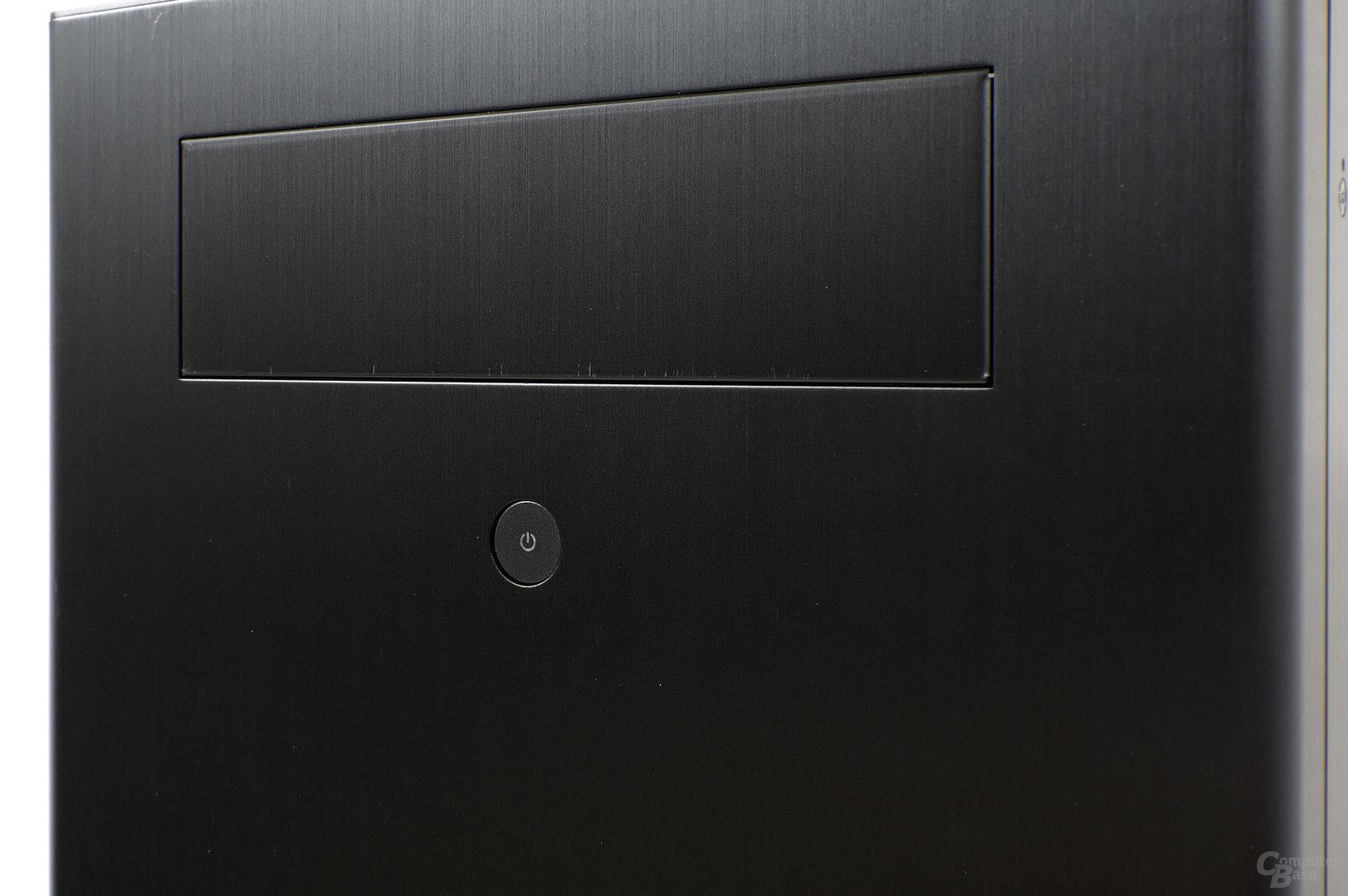 """Lian Li PC-Q28 - 5,25""""-Laufwerksschacht"""