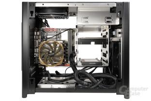 Lian Li PC-Q28 - Testsystem ohne Netzteil