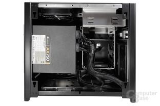 Lian Li PC-Q28 - Testsystem