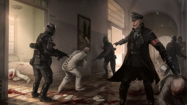Wolfenstein-Artwork