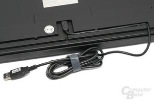 Abnehmbares Mini-USB-Kabel