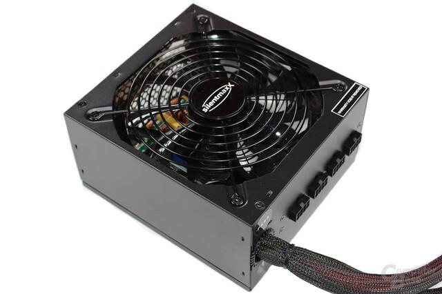 Silentmaxx Eco-Silent Pro 550W