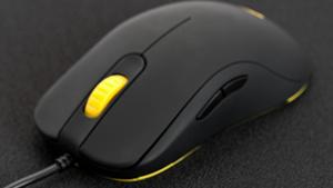 Zowie Gear FK Maus im Test: In den Fußstapfen der AM