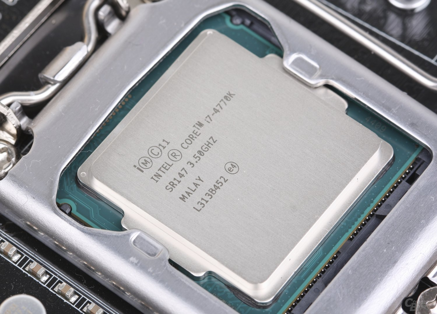 "Intel ""Haswell"" in Form des Core i7-4770K"