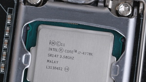 """Intel """"Haswell""""-Prozessor für Desktop-PCs im Test: Enttäuschend gut."""