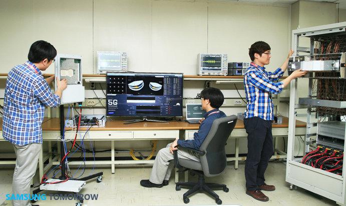Erste 5G-Anlage mit Millimeterwellen-Technologie
