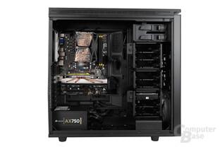 NZXT H630 - Testsystem