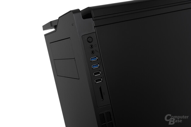 NZXT H630 - Frontpanel