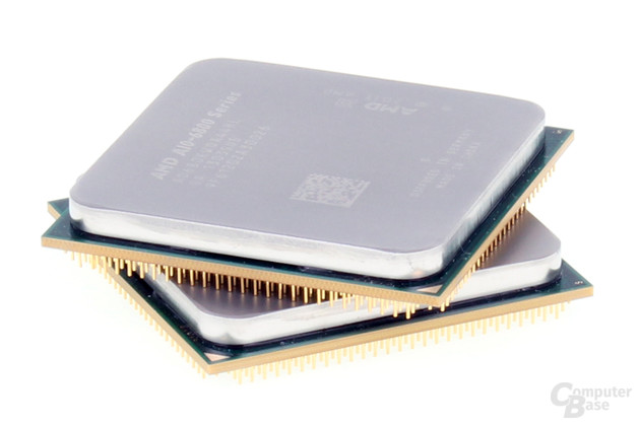AMD A10-6800K & A10-6700