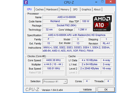 AMD A10-6800K mit Turbo