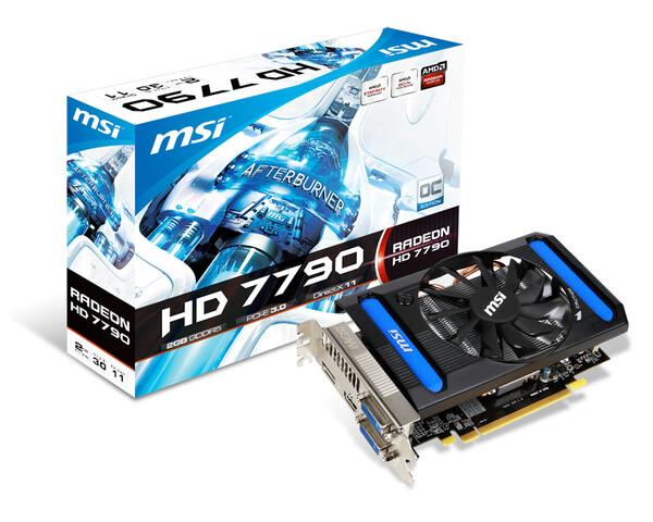MSI R7790-2GD5/OC