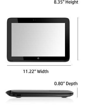 Hewlett-Packard SlateBook x2