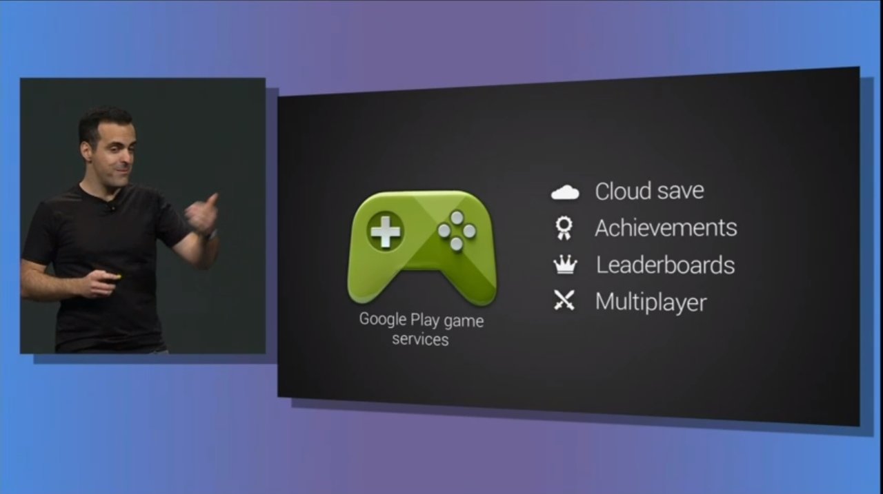 Google Play Game Services