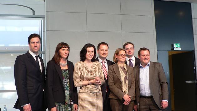 2. Politiker-LAN im Bundestag: Viel Selbstbeweihräucherung