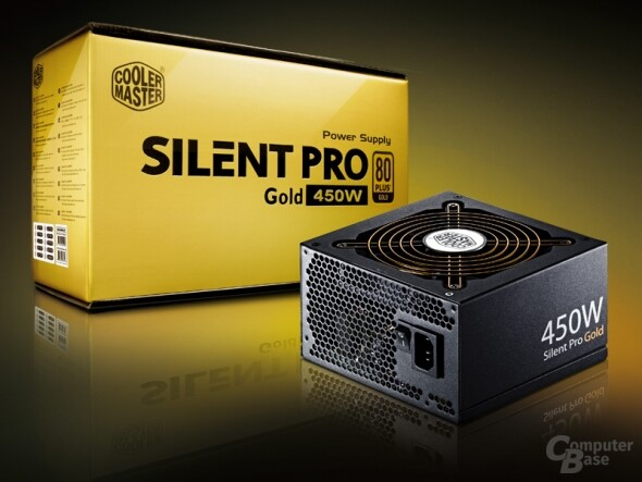 Silent Pro Gold