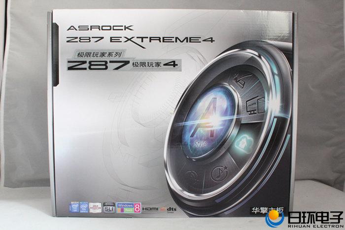 ASRock Z87 Extreme4