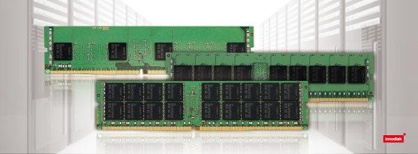 Innodisk DDR4-RDIMMs