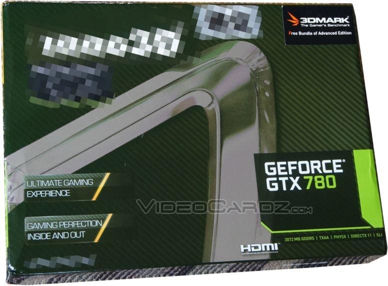 Inno 3D GeForce GTX 780