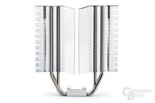 Zwei Millimeter Lamellenabstand garantieren guten Luftfluss