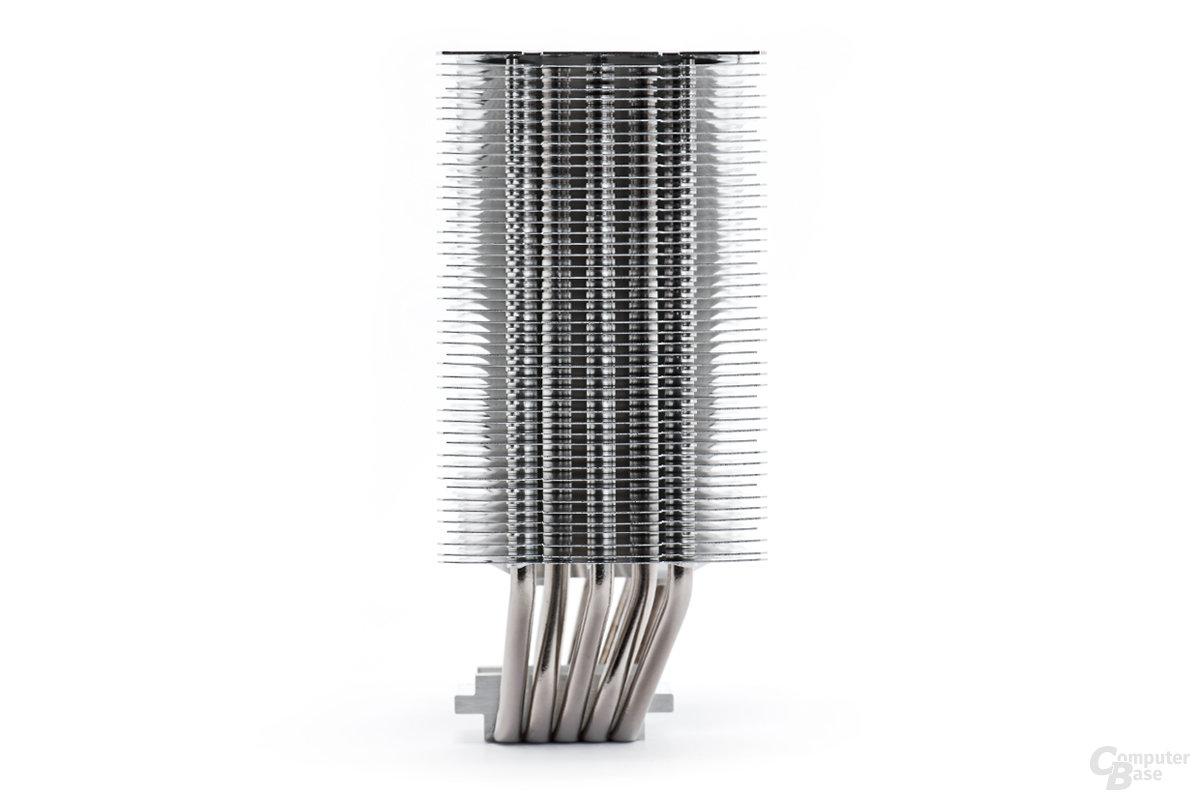 Asymmetrisches Kühlkörperdesign sorgt für verbesserte Ram-Kompatibilität