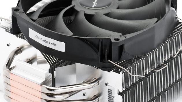 Alpenföhn Brocken 2 im Test: CPU-Towerkühler wächst auf 140 mm