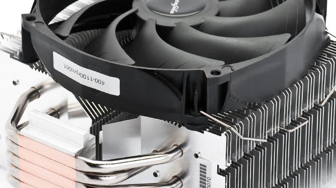Alpenföhn Brocken 2 im Test: CPU-Towerkühler wächst auf 140 mm ...
